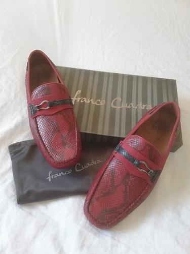 zapatos para baratas colección completa calidad asombrosa Mocasin Franco Cuadra Piel Exotica en venta en Colima Colima ...