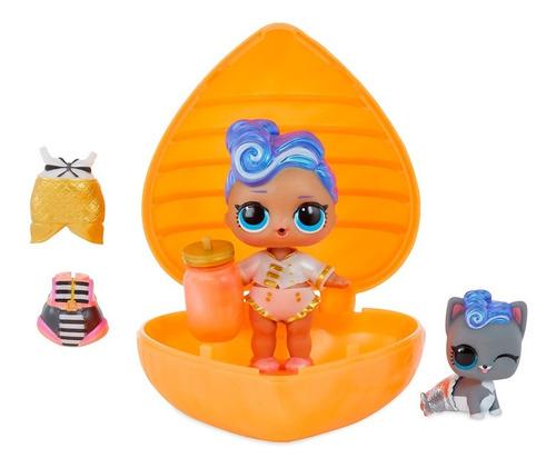 L.o.l. Bubbly Surprise Naranja Con Muñeca Y Accesorios