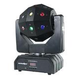 Schalter Cabeza Movil 150w Rgbw 4 En 1 Beam Laser Y Strobo