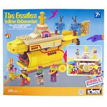 Knex Beatles Yellow Bubmarine