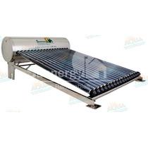 Calentador Solar 18 Tubos Inox. Sin Subir Tinaco. Meses Sin