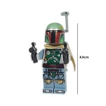 Star Wars Figura Compatible Lego Para Armar Boba Fett