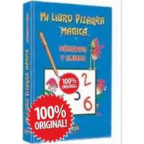 Mi Libro Pizarra Magica Letras Y Palabras /numeros Y Sumas(v