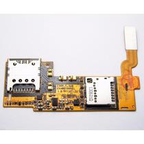 Lector De Sim De Lg Optimus G Pro E980 Sim + Micro Sd Flex