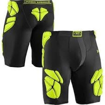 Licra Con Protecciones Under Armour Gearheat Football.