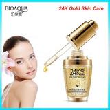 24k Gold Essence Colageno Bioaqua Gold Skin Original