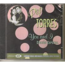 Pep Torres - You And I ( Rockabilly Latino ) Cd Rock
