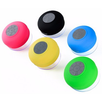 Bocina Bluetooth Para Regadera