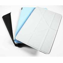 Funda Full Smart Cover Apple Ipad Mini Piel Pu + Mica Stylus