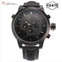 Reloj Shark Análogo Deportivo De Carrera Original