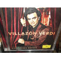Rolando Villazon Verdi Cd Sellado