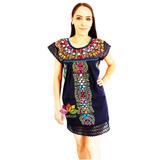 Vestidos Bordados Mexicanos En Vestidos Comprar Vestidos Bordados