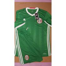 Uniformes De Futbol Selección De México Playera Y Short