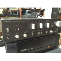 Amplificador Technics Sv 707 Phono Input Mc Y Mm