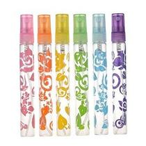 H & D 6pcs Tubo De Cristal De Perfume Vacía Botella Perfecta