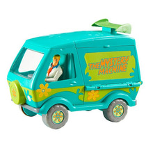Misterio De Scooby-doo Máquina Playset