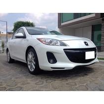 Impecable Mazda 3 Grand Touring Automatico 2013