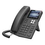 Teléfono Ip Fanvil X3s Pantalla Lcd 2.4 Pulg Color 2 Líneas