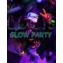 Pintura Fluorescente Neon Para Aventar Al Cuerpo Lucis Glow
