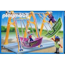 Playmobil 5553 Columpio En Forma De Barco Rosquillo Toys