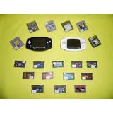 Consola Gameboy Advance Con Un Juego A Escoger