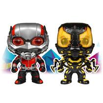 Ant Man Yellow Jacket Funko Pop Marvel Hombre Hormiga