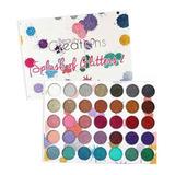 Paleta Glitters Vol.2 Beauty Creations  Original