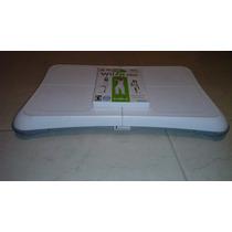 Tabla Wii Fit Con Juego Original Balance Board