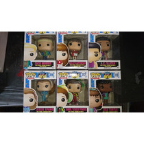 Saved By The Bell Salvados Por La Campana Set Funko Pop