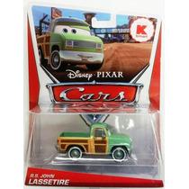 Cars Disney R.s. John Lassetire. Super Dificil ! ! ! !