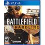 Battlefield Hardline Para Ps4 Disco Fisico Sellado Nuevo
