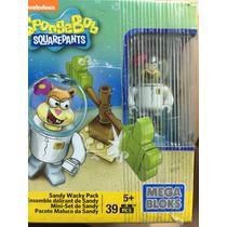Megabloks Spongebob Sandy Wacky Pack (arenita)