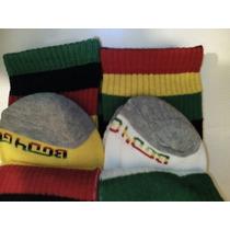 Calcetas Calcetines Rastas Reggae Surf Skate Body Glove 5