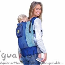 Portador Para Bebes Lillebaby Azul Aqua