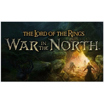 Lord Of The Rings: War In The North Cd-key Steam Digital Pc