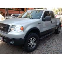 Ford Lobo Fx4 - 4x4 Año 2007