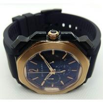 23dd4a2abac Reloj Bvlgari Octo Cronograph Caucho. Envio Gratis! en venta en ...