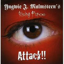 Yngwie Malmsteen - Attack - Partituras De Guitarra