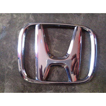 Emblema Frontal Honda Civic Original 12cm Largo X 10cm Ancho