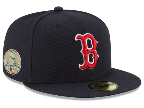 Gorra New Era Boston Red Sox Campeon Serie Mundial 2018 9a45009bc06