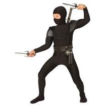 Disfraz De Ninja Para Niños Y Adolescentes, Envio Gratis