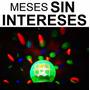 Vecctronica: Esfera Luz Disco Recargable Con Mp3 Usb Y Radio