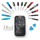 Kit De Desarmadores Reparacion Celulares iPhone iPad