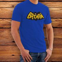 Playera Batman Retro Comics Dc