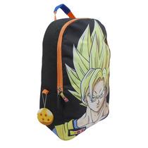 Mochila Primaria Escolar Niño Dragon Ball Super Goku 7820-1