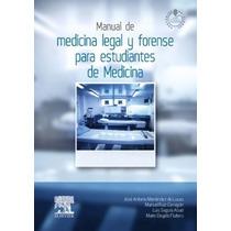 Manual De Medicina Legal Y Forense Pdf