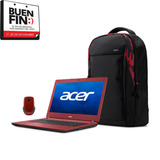 Laptop Acer 14  Discos 500g .intel + Mochila!+mouse!