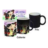 Taza Magica Princesas Disney Mulan