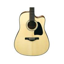 Guitarra Electroacustica Ibanez Artwood Nat., Aw3000ce Nt