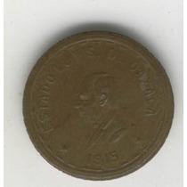 Super Ganga, 20 Centavos De Oaxaca, Revolución, 1915